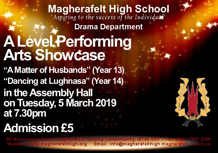 Performing Arts Showcase 19