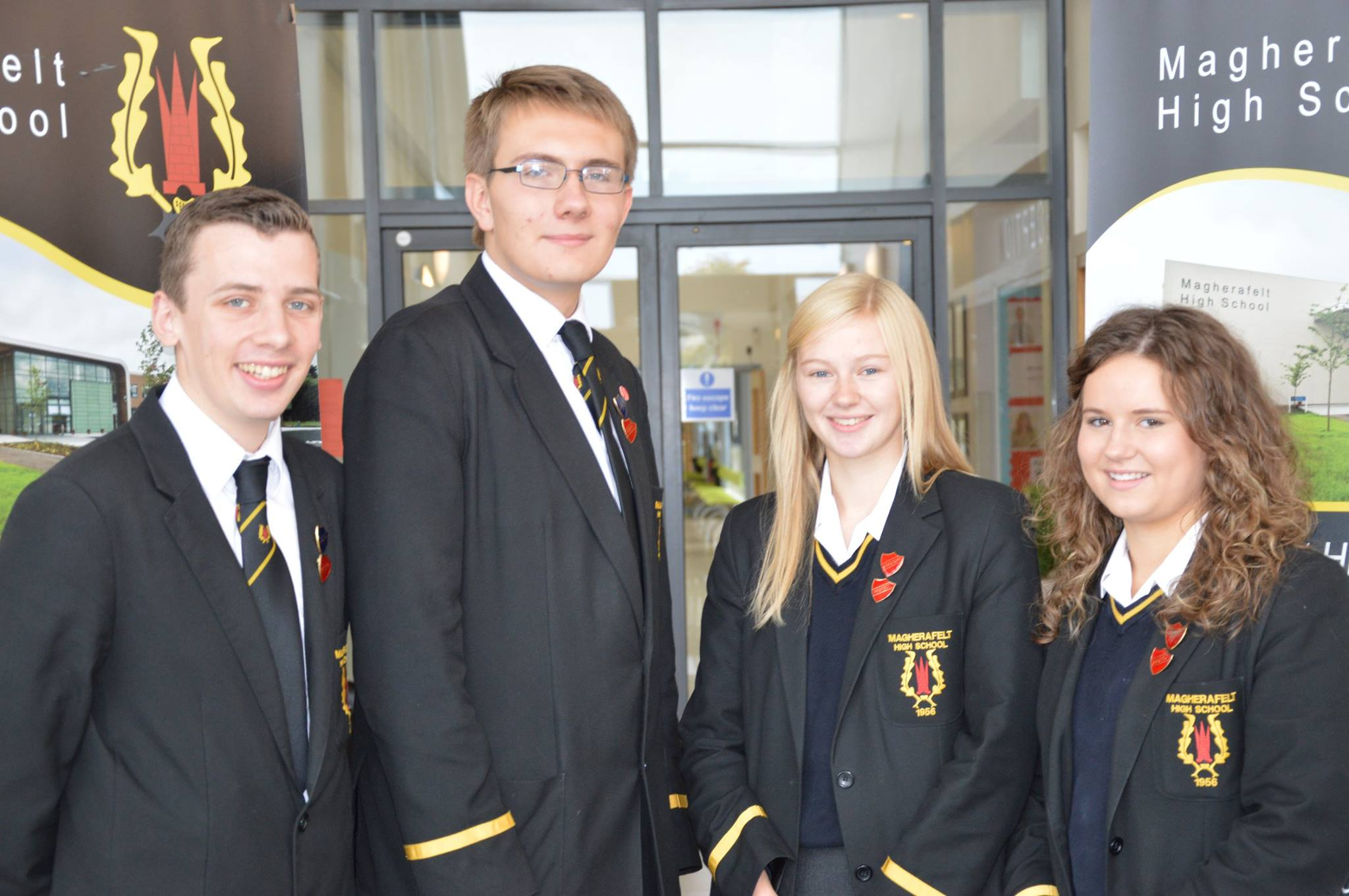 Senior Prefects 2016